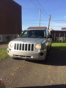 2008 Jeep Patriot North edition VUS
