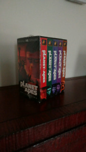 Planet of the Apes VHS Box Set (1998)