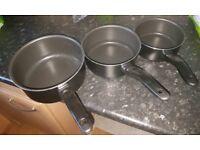 3 Pots & pans