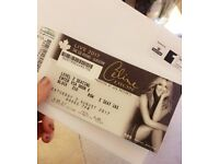 2 x Celine Dion Tickets Glasgow hydro, 5th August