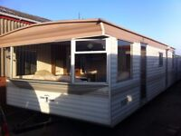 Carnaby Crown 28x12 FREE UK DELIVERY 2 bedrooms offsite static caravan over 100 statics for sale