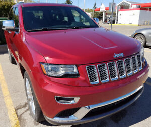 2014 Jeep Grand Cherokee Summit V8