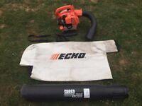 Echo Es-250es Petrol Leaf Blower / Mulcher / Vacuum ( Not Stihl / Husqvarna )