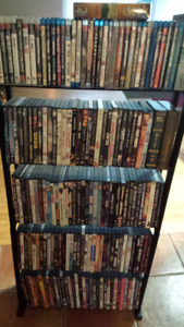 DVD/Blu Ray/PS3 games whole collection for sale!