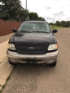 2000 Ford Expedition Eddie bower edition