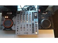 SOLD - Pioneer DJ Equipment for sale - DJM-750 + CDJ-400