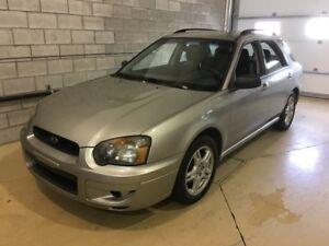 2005 Subaru Impreza RS Special Edition