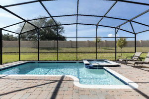 Sleeps 19  Orlando Villa at Championsgate resort 9 miles  Disney