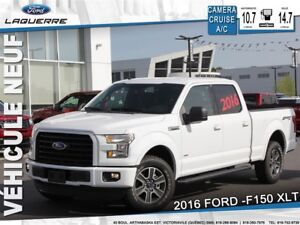 2016 Ford F-150 XLT*117$/Semaine*