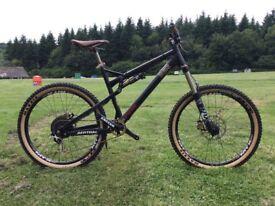 Rose Uncle Jimbo Enduro mountain bike