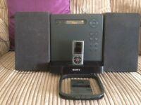 Sony Sound system. Hi Fi CMT-LX40i