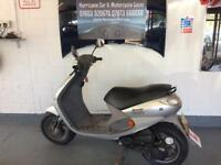 "2003 53 Peugeot Vivacity 50cc full MoT ""HURRICANE CAR & MOTORCYCLES"""