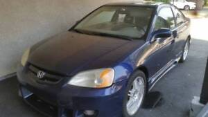 2002 Honda Civic Si Coupe..5Spd/VTEC..Clean..Lightly Modified!