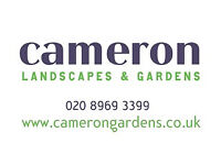 Experienced Hard and Soft Landscape Foreman