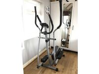 JLL CT200 CROSS TRAINER | HR MONITOR | CALORIE MONITOR | 10 TENSION LEVELS |