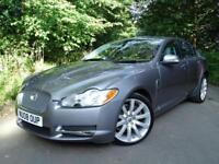 2008 08 Jaguar XF 2.7TD auto Luxury..LOW MILES..FULL SERVICE HISTORY..STUNNING!!