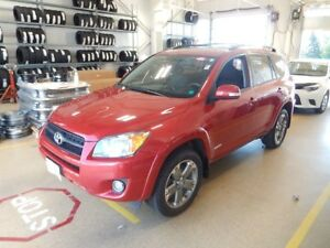 2012 Toyota RAV4 SPORT Capable 4x4