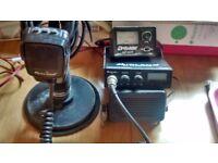 Midland CB radio setup