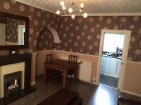 Superb 2 bed furnished flat 1 minute walk from Aberdeen University