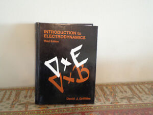 Introduction to Electrodynamics by Griffiths