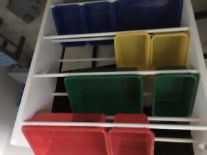 Storage unit for kids toys