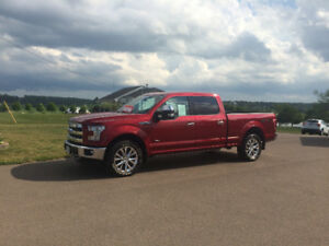 2015 Ford F-150 Lariat   *Chrome Package *502A*