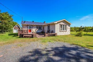 3 Bedroom Near Montague on a full acre $159,800