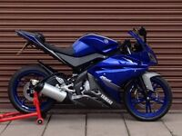 Yamaha YZF R125 2014. Only 6647miles. Delivery Available *Credit & Debit Cards Accepted*