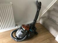 Dyson DC20 cylinder vacuum cleaner, fully serviced with turbo head free delivery within Hull area