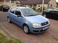 Fiat punto 1.2, Full Mot, Cheap Car