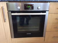 Hoover electric oven