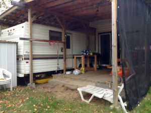 Trailer for sale at Dog Lake Resort
