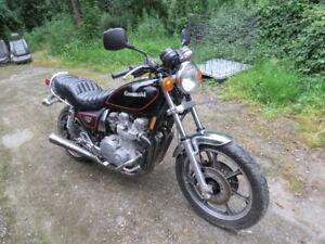 Kawasaki 100 ltd