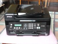 Epsom WF-2530 Printer/Scanner. FREE and COLLECT ONLY