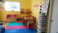 One spot available for babies in kirkland west island