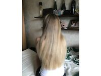 Hair Extensions - Keratin Bond/Micro Ring - London