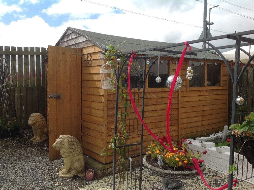 Garden Sheds East Kilbride garden shed | in east kilbride, glasgow | gumtree