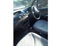 Citreon C3 Desire red 5 door hatchback