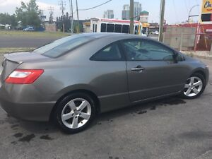 Honda Civic LX SR 2008