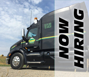Company Flatbed Truck Drivers, First Year $75-$80K Range