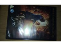 Brand New Sealed Beauty and the Beast DVD