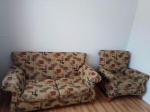 Ensemble divan