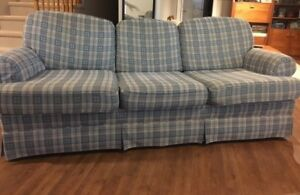 Brentwood Sofa and Loveseat