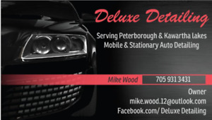 MOBILE & STATIONARY AUTO DETAILING