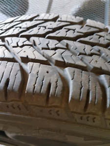 Winter tire 195 65r15