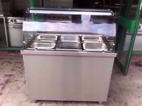 WARMING CATERING BAIN MARIE COMMERCIAL KITCHEN CANTEEN DINER SHOP RESTAURANT BUFFET CAFETERIA