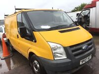 Ford transit swb 2008 year spare parts