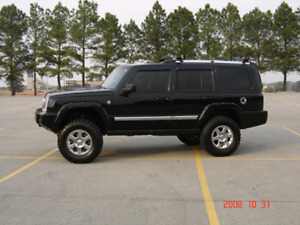 2008 JEEP COMMANDER LIMITED HEMI