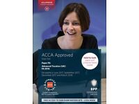 ACCA P6 UK FA 2016 BPP MATERIAL PACKAGE OFFER!