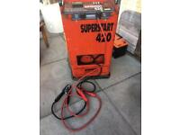 Car jump battery charger Sealey